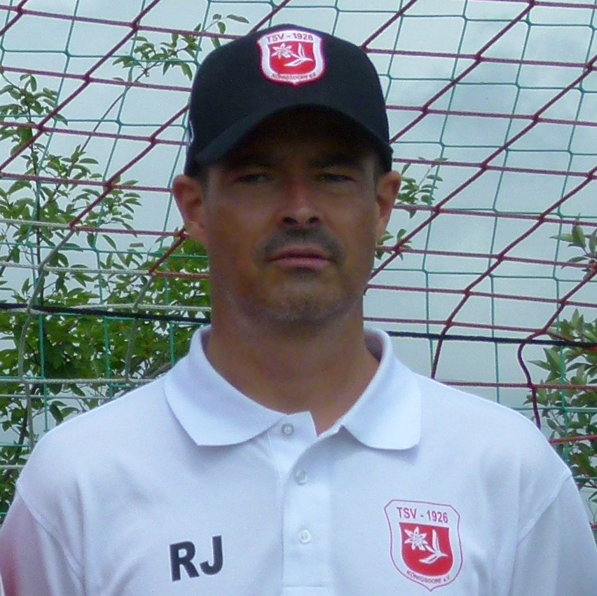 Co Trainer Robert Jentscher