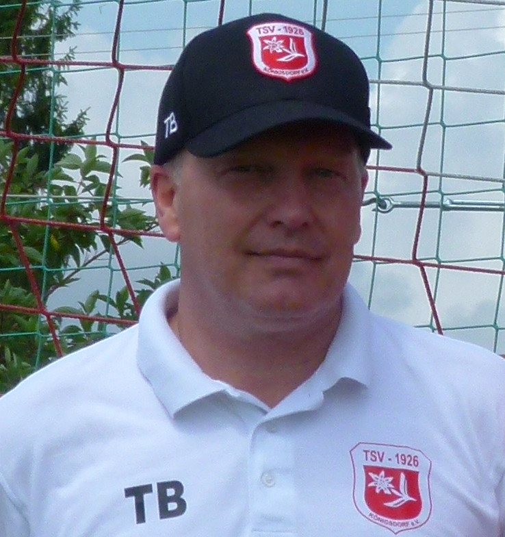 Trainer Thomas Baldus